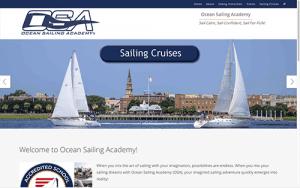 OSA Sail web screen shot