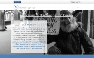 The Navigation Center Website