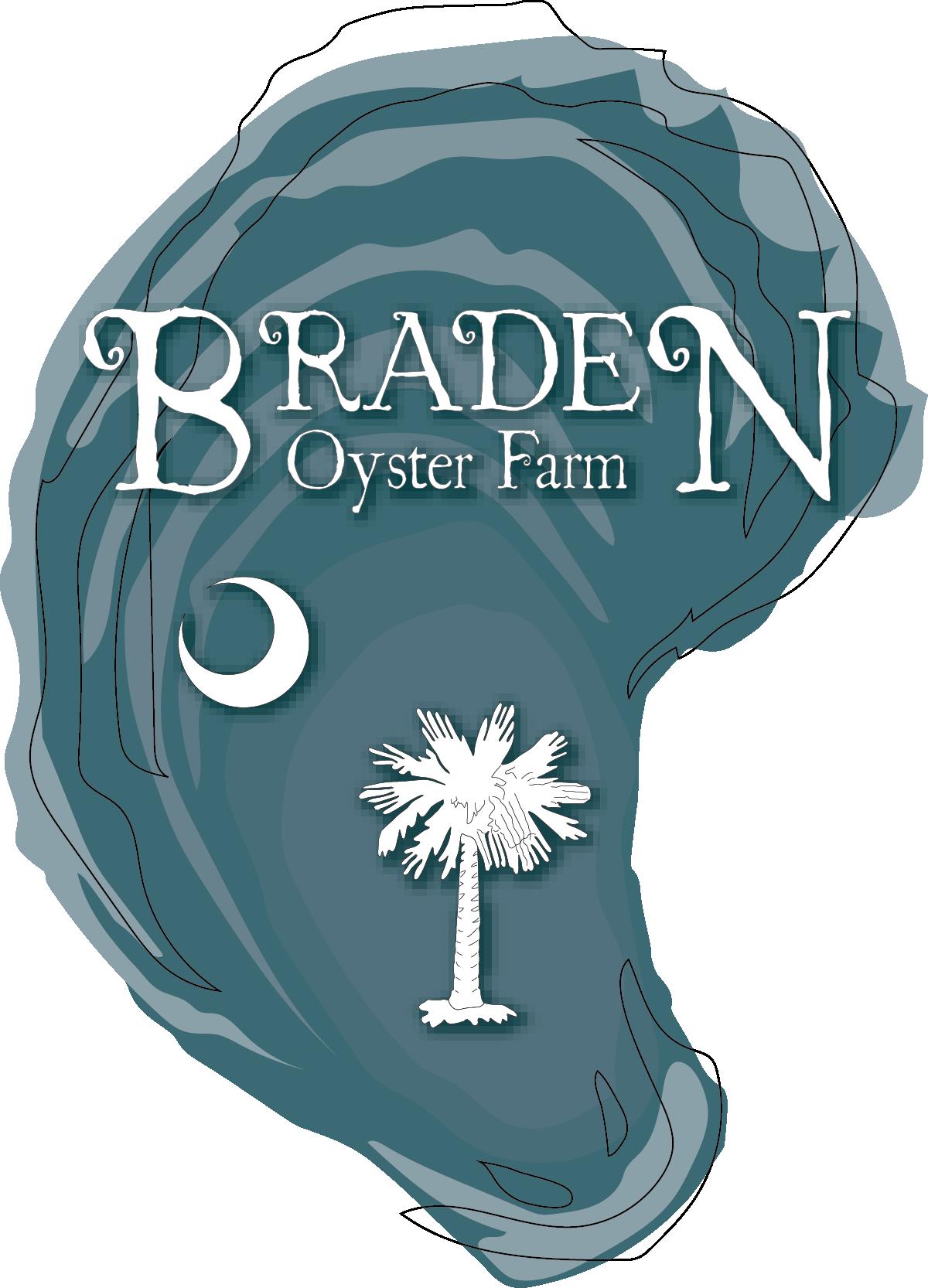 Braden Oyster Logo