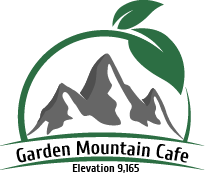 Garden Mountain Cafe logo