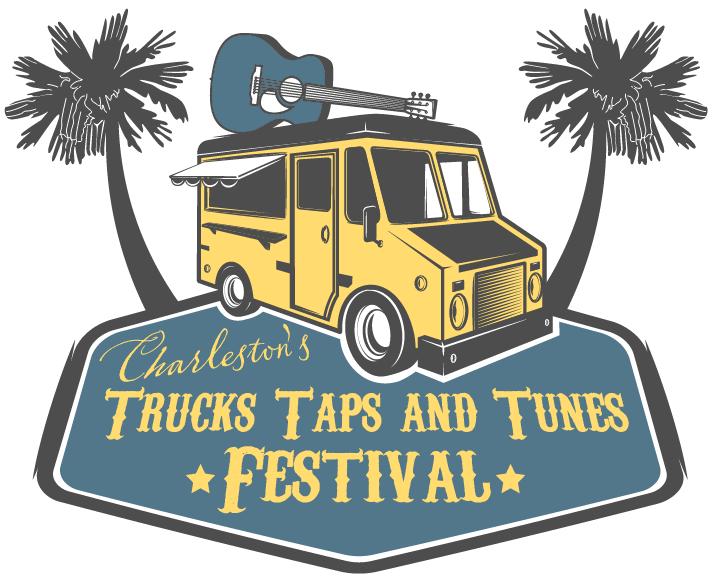 Trucks Taps Tunes logo