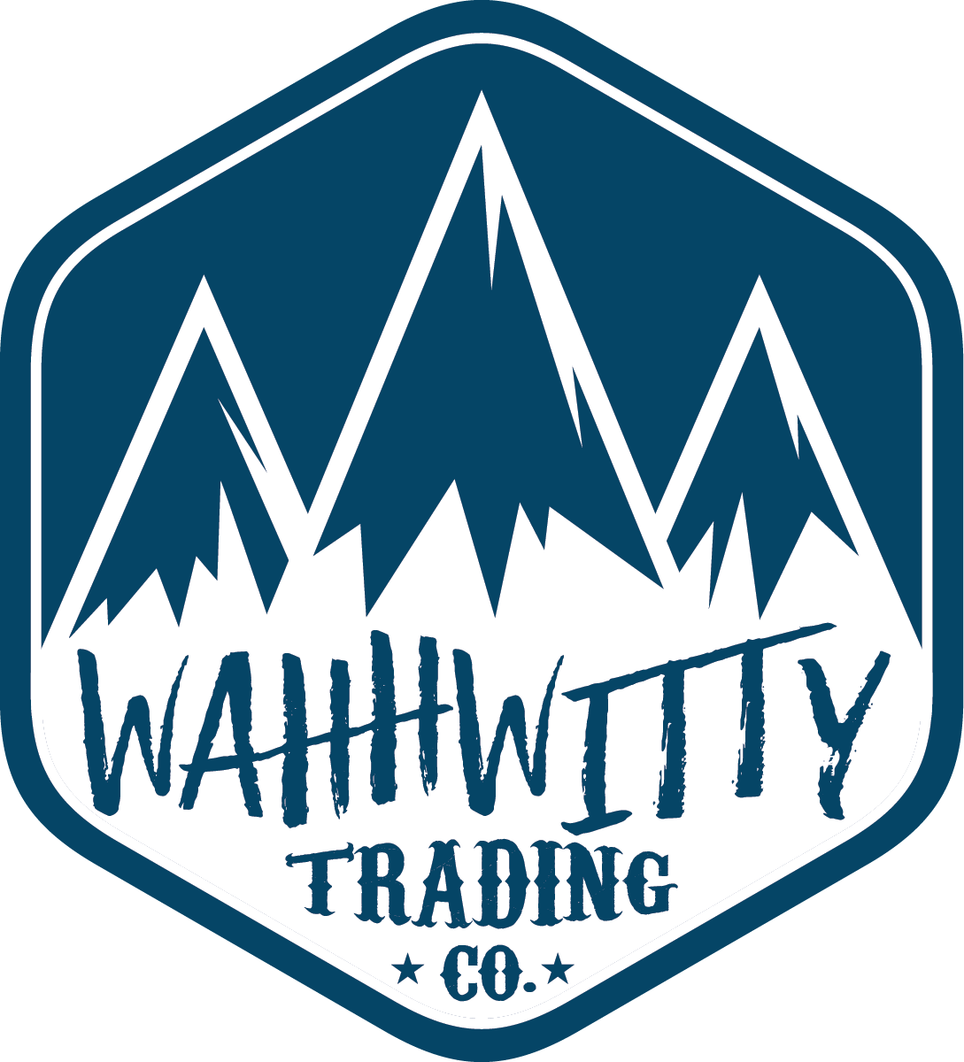 Wahhwitty Trading co logo